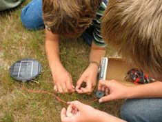 Solar Science Projects for Kids