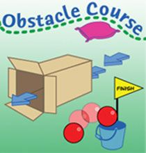 Indoor and Outdoor Obstacle Courses