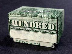 origami money box - Google Search