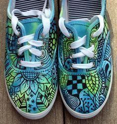 sharpie shoe design - Google Search