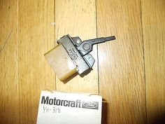 cool NOS 1978 79 80 FORD MUSTANG FOXBODY AIR CONDITIONING SWITCH - For Sale View more at http://shipperscentral.com/wp/product/nos-1978-79-80-ford-mustang-foxbody-air-conditioning-switch-for-sale/