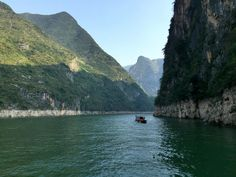 The Little Three Gorges is quite a developed scenic area with beautiful view. https://www.yangtze.com/holiday/yangtze-gold-7