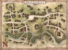 Image of Village of Greenest (Player Version Digital Download)