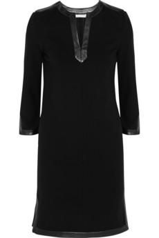 Diane von Furstenber...  | More here: http://mylusciouslife.com/little-black-dress-shopping-suggestions/