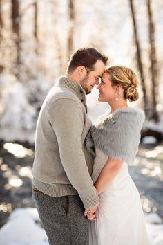 Winter Wedding Photography in Aspen | #aspen #wedding #photography | Jason+Gina Wedding Photographers | http://www.jason-gina.com