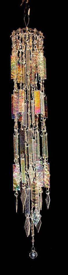 Crystal Jewels wind chime