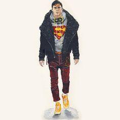 Fashion Heroes by John Woo