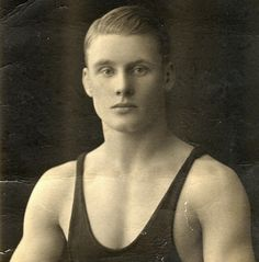 Olympic wrestler and super babe Ragnar Larsson Vintage Beauty, Vintage Men, Vintage Photographs, Vintage Photos, Raza Aria, Vintage Gentleman, Elegant Man, Babe, Face Men