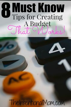 Creating a budget is a necessary part of living a frugal lifestyle but it doesn't have to be complicated. Here are the tips you must know to make it work!