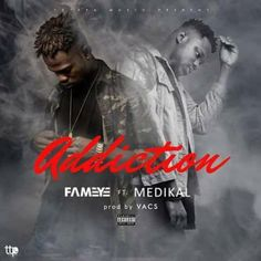 Fameye is the frontliner of recognized label Tetepa Music, he used to be known as a full time rapper until he released a high-life banger with Highgrade Fa Social Media Influencer, Business Signs, Music Download, Coming Out, Rapper, Acting, Addiction, Lyrics, Singer