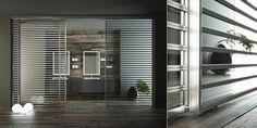 Puertas correderas para la cocina, el salón o el baño
