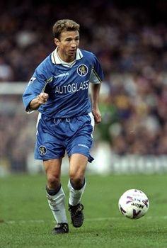 DAN PETRESCU: CHELSEA FC Side-Back/Winger 1995~2000