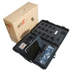 HTS-III Auto Diagnostic tool is ADK OBD2 Scanner. HTS-III Scanner has wireless and bluetooth function. HTS-III OBD2 Scanner with bluetooth can work on more than 70 main brand Vehicles in the market.