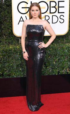 Amy Adams: 2017-golden-globes-red-carpet