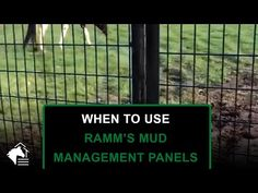 🐴 When to Install RAMM's Mud Management Panels? - YouTube