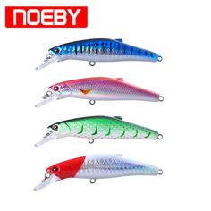 NOEBY NBL9447 80mm/24.5g Lure Minnow Sinking 0.3-1.0m  #fishingtrends