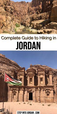 Hiking in Jordan   Best Hikes in Jordan   World's Best Hiking Trails   Dana to Petra   Petra Hiking   Jordan Travel advice   Jordan Travel Tips