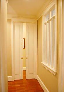 Bathroom Pocket Doors
