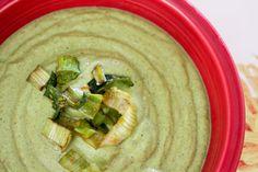 Creamy Raw Broccoli Soup