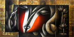 jagannath paintings - Google Search
