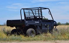 "New 2016 Kawasaki Mule Pro-FXâ""¢ ATVs For Sale in Michigan. Whether you're loading up a pallet of feed or heading out on a hunt, the Mule Pro-FXâ""¢ side X side has the versatility, power, and long lasting durability to make quick work of it—over and over again. Cargo Bed can fit a standard size 40x48 pallet with up to 1,000 lbs. of cargo capacity 812cc three-cylinder engine with massive torque, impressive pulling power, and smooth acceleration for towing heavy loads across rugged terrain…"
