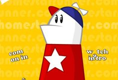 This April, for the first time in many years, Michael and Matthew Chapman, released a brand new Homestar Runner cartoon. And now, here's even better news: the flash cartoon website will be churning back to life full time. The Flash Cartoon, Cartoon Website, Homestar Runner, Philip Defranco, Hobbies And Interests, Embroidery Ideas, Rwby, Multimedia, Good News