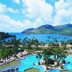 Best Hawaii Honeymoon Resorts