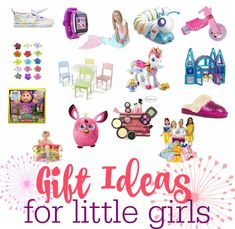 Need some holiday gift ideas? Here's a list of 15 hot Christmas Gift Ideas for Little Girls!