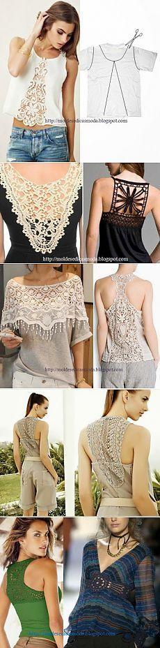 Inspiración arreglo de ropa | Varvarushka-modista