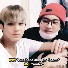 Meanie don't even || <317