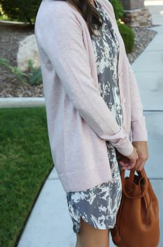 Fall Trends: Blush + Grey | The Shopping Mama