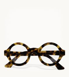 Selima Optique Round Tortoiseshell Glasses