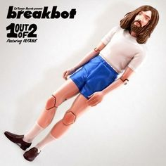 Breakbot - 1 out of 2  Follow the link to listen to the song