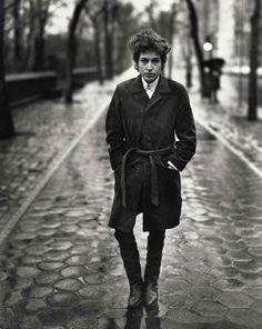 Bob Dylan by Richard Avedon (1965)