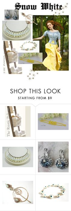 """Snow White"" by varivodamar ❤ liked on Polyvore featuring Giallo, MATÌ, Global Views and modern"