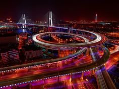"-'-Over the Rainbow"", Shanghai, 2013. First place in the SPIE International Year of Light"