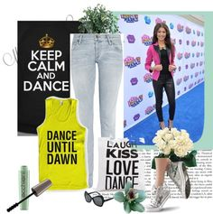 """The Love of dance"" by flop-1 on Polyvore"