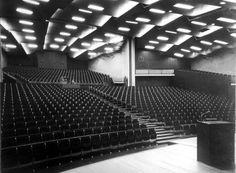 1968 Hamburg - Universität Hamburg, Audimax. ☺