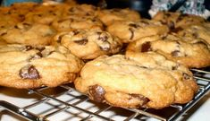 our chocolate chip cookie recipe