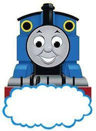 free printable thomas the train face