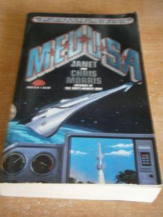 M. E. D. U. S. A. by Chris Morris and Janet Morris (1986, Paperback) de.picclick.com