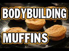Bodybuilding Pumpkin Protein Muffins