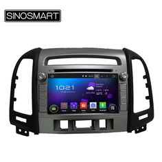 Free Shipping Android 5.1 Car DVD GPS for Hyundai SANTA FE 2012 Support OBD, USB DVR Capacitive Touch Screen 1024*600 1.6GHz CPU