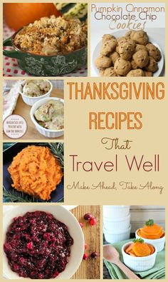 Thanksgiving Recipes That Travel Well - VacationMaybe