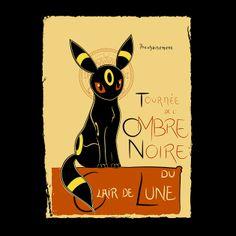 Ombre Noire by Ruwah | www.TeeTee.eu