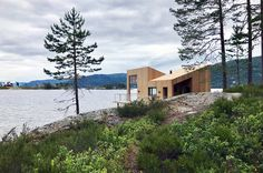 Nisser Micro Cabin | Architect Magazine | Feste Landscape / Architecture, Nissedal, Norway, Single Family, New Construction, Residential Projects, Sustainability, Wood