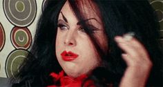 Divine (as Dawn Davenport)   Female Trouble, 1974