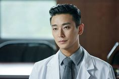 A hot doctor you would make up symptoms to be near: Joo Ji Hoon from Medical Top Team!