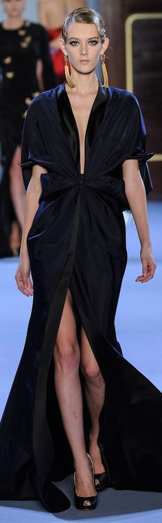 Ulyana Sergeenko Couture S/S 2014 | Cynthia Reccord