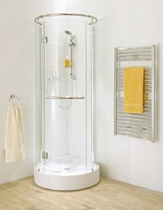 Shower Stalls For Small Bathrooms | Creative Home Designer | Small ...